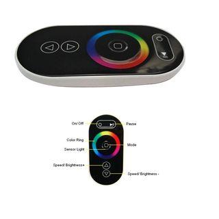 Controlador LED RGB con Control Remoto