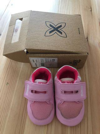 Zapatillas Munich baby zero rosa