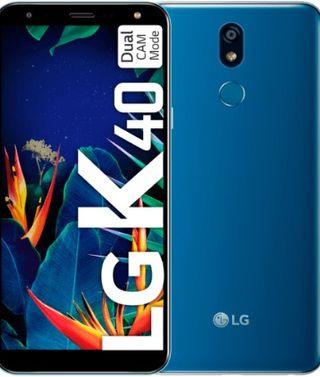 LG K40 Azul