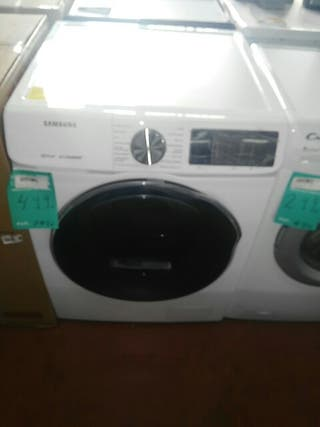 Lavadora Secadora Samsung 8+5kg WD80N64500