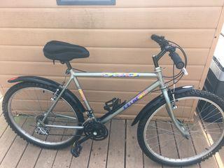 Bicicleta Riamo 650 Techniques