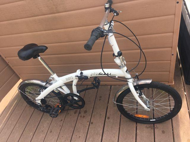 Bicicleta plegable Way Scral 250