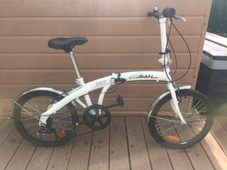Bicicleta plegable Way Scral 250