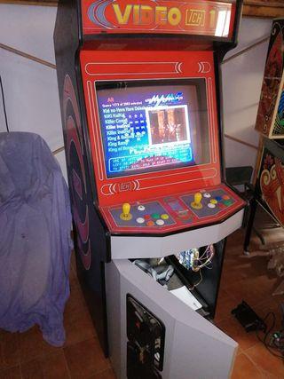 máquina arcade tch 1