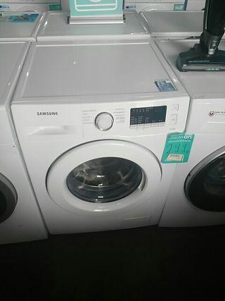 Lavadora Samsung 8kg. WW80J34DOKW