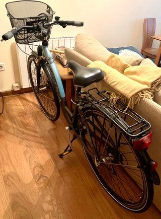 Bicicleta Orbea Leisure de paseo
