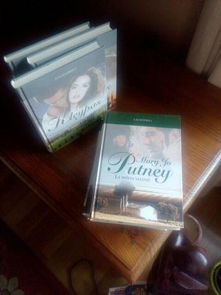 lote novela romántica 6 libros