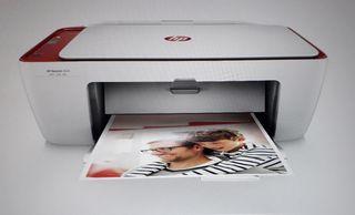 Impresora Todo-En-Uno HP Deskjet 2633