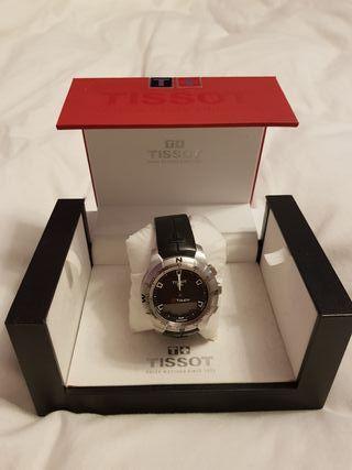reloj tissot touch II,lotus,casio,omega,hamilton