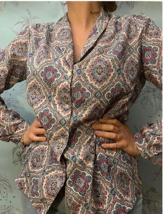 Camisa vintage. Talla M