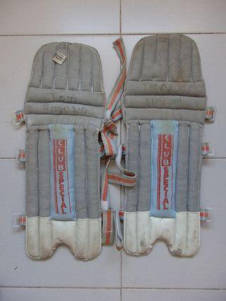 Equipación de cricket Incluye bate, guantes, prote