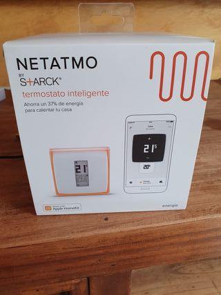 termostato inteligente Netatmo con wifi