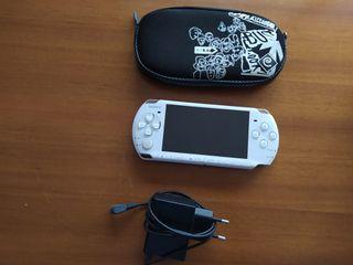PSP Slim blanca en perfecto estado