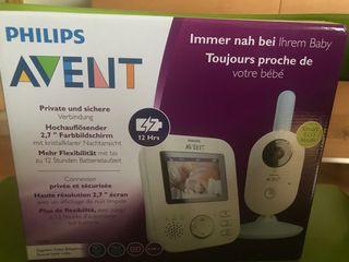 Vigilabebés Philips Avent SCD835. Nuevo