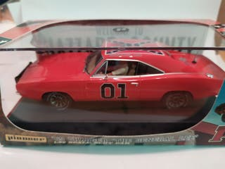dodge charger scalextric