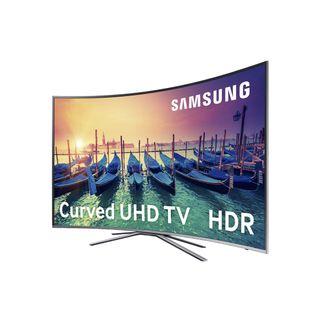 "Vendo TV 65"" UHD 4K Curved Smart TV KU6500 Serie 6"
