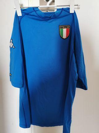 CAMISA SELECCIÓN ITALIANA DE FÚTBOL 2002