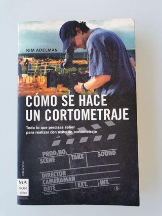 """LIBRO """"COMO SE HACE UN CORTOMETRAJE"""""""
