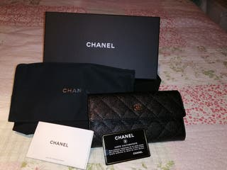 cartera de mano Chanel nueva