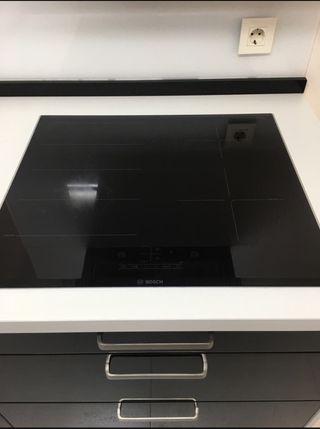 Placa de inducción Flex Bosch de 60 cm