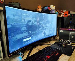 Monitor MSI 3440 (3k) 100hz