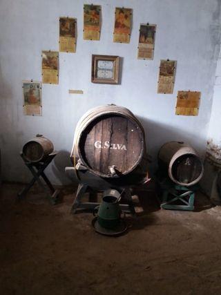Vinos Amontillado Viejo.