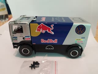 camion scalextric avant slot