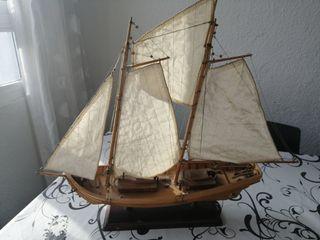 maquetas de barco velero
