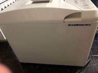 Robot de cocina breadman pro