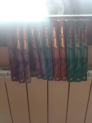 lote novela romántica 11 libros