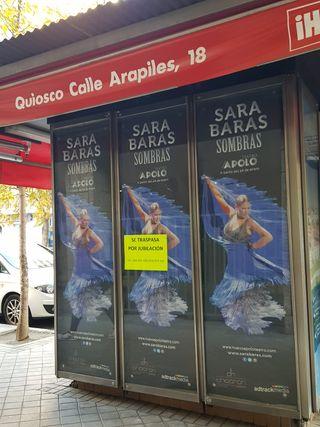 Ref. 0024 Venta Local Calle Arapiles