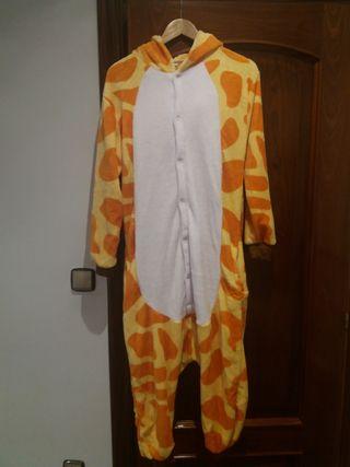 Disfraz jirafa