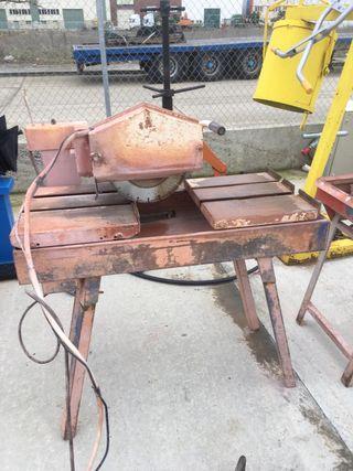 Maquina cortadora caravista cerámica
