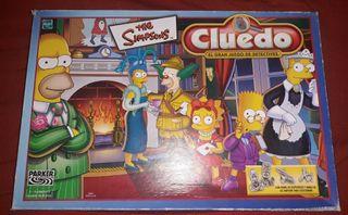 Juego Cluedo Los Simpsons
