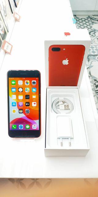 IPHONE 7 PLUS 32GB ROJO