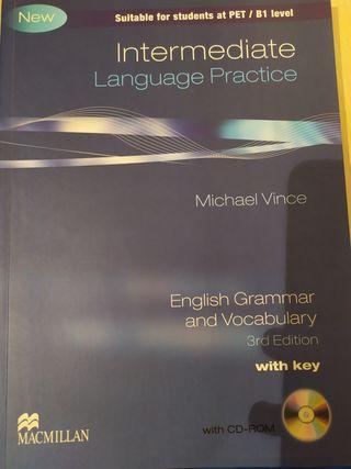 Intermediate language practise
