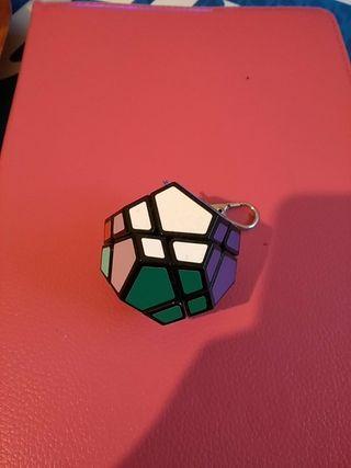 cubo rubik llavero