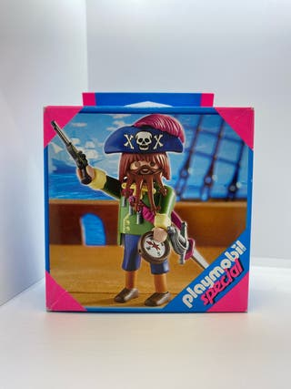 Playmobil 4654 Capitán pirata