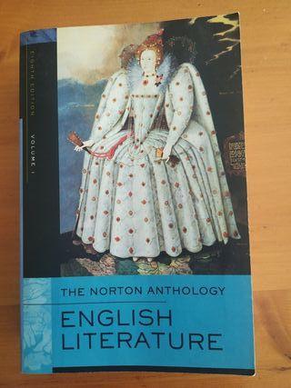 Libro The Norton Anthology English Literature