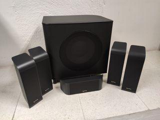 Infinity TSS-1200 sistema altavoces 5.1