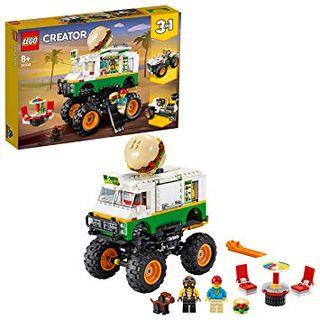 31104 Lego Creator Monster Truck Hamburguesería