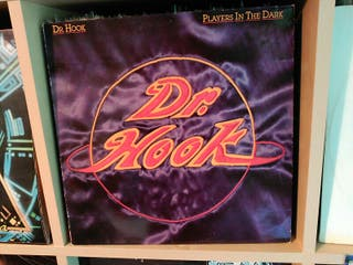 DR. HOOK - PLAYERS IN THE DARK - VINILO 1982