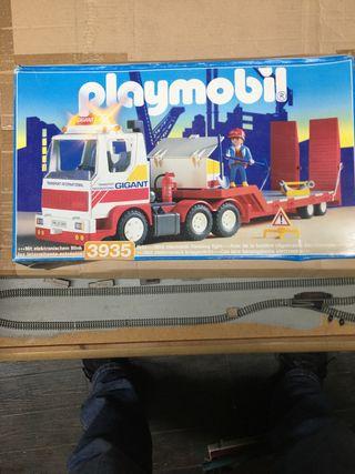 Camión gigante transporte playmobil 3935