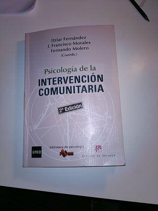 Psicología Comunitaria UNED