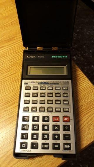 Calculadora fx-100d