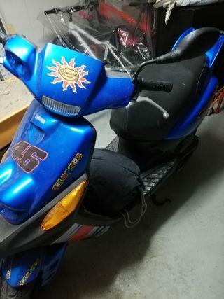 scooter yamaha 49 cc BWS