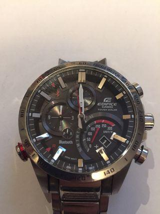 Reloj edifice casio EQB-501
