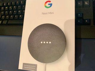Google Nest Mini 2 Altavoz Inteligente