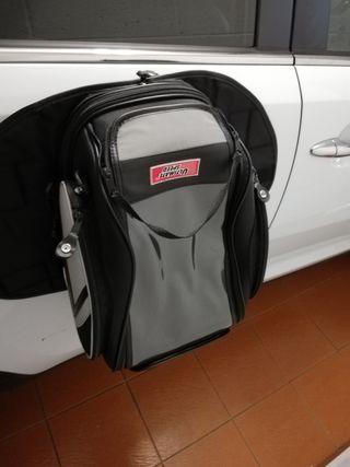 mochila sobredeposito
