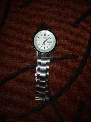 reloj SEIKO pulsometro de caballero